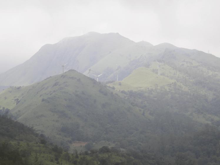 Brahmagiri hills coorg