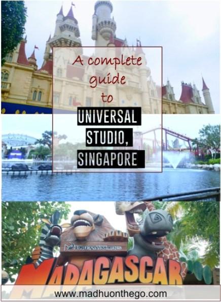Universal StudioSingapore
