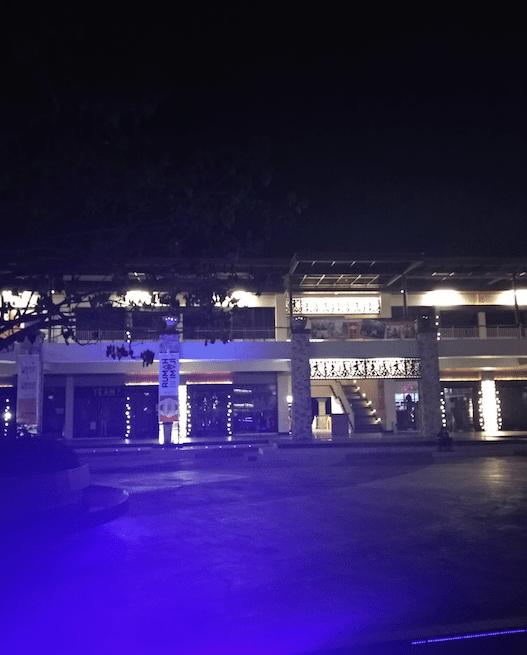 12. Lagoi plaza Bintan