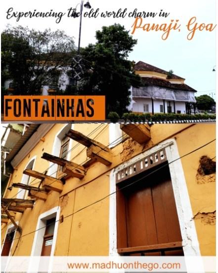 Experiencing the old world charm in Panaji,Goa-Fontainas & Panaji church.jpg