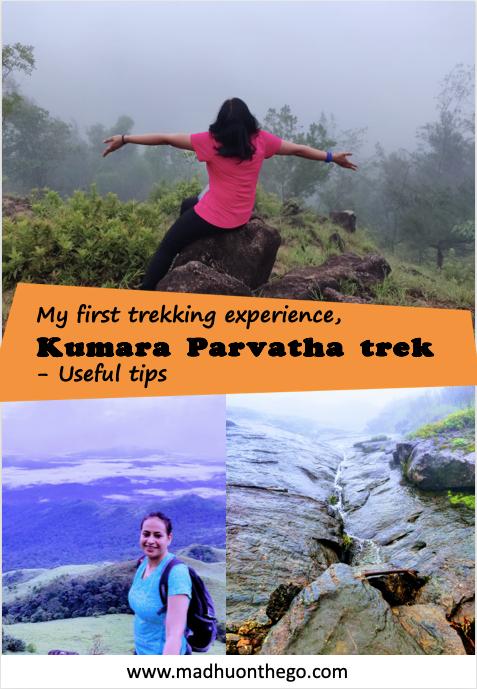 My first trekking experience, Kumara parvatha, Coorg.png