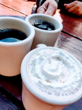 Coffee-Alices restaurant, CA