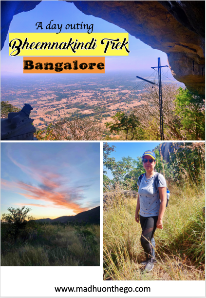 Bheemnakindi trek a day outing from Bangalore