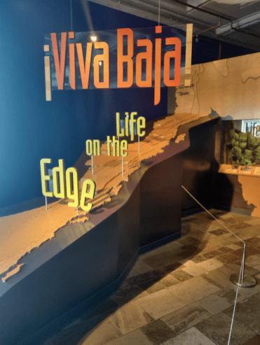 Viva Baja, Life on the edge