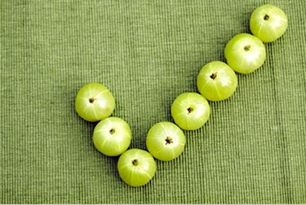 Amla (Indian gooseberry) (2/3)