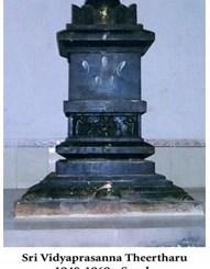Sri Vidya Prasanna Theertharu