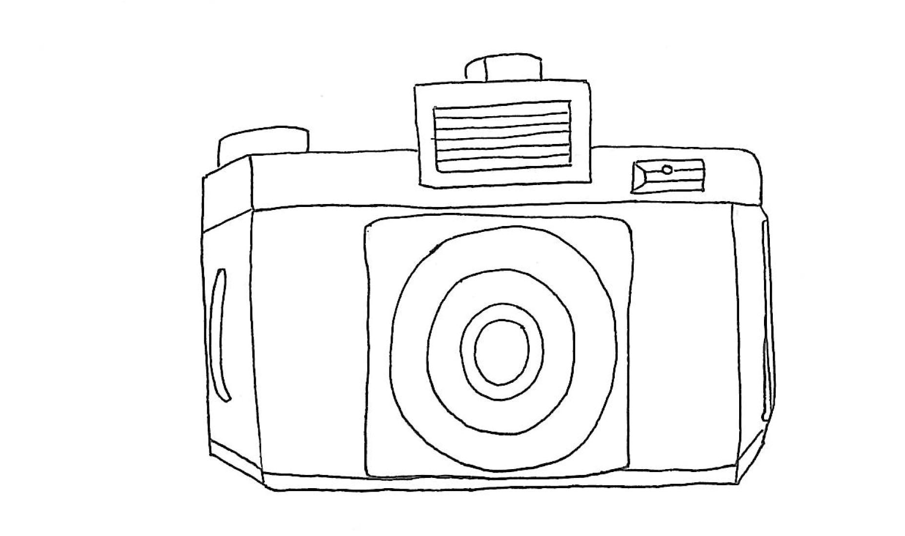 Cartoon Camera Filter, Cartoon, Free Engine Image For User