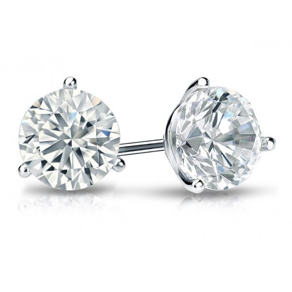 Martini Set Diamond Earrings Learn The Secret To A