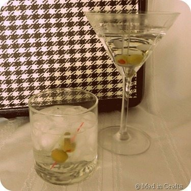 How to Make a Mad Men Martini
