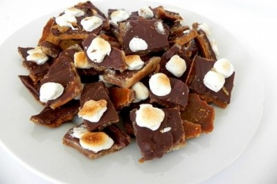 Campfire Crack S'morsels (and the Lost Art of Handwritten Recipes)
