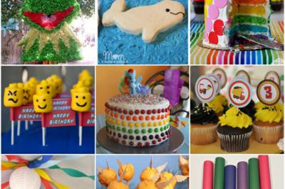 50+ Homemade Birthday Parties
