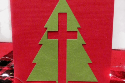 Christ-Centered Christmas Card