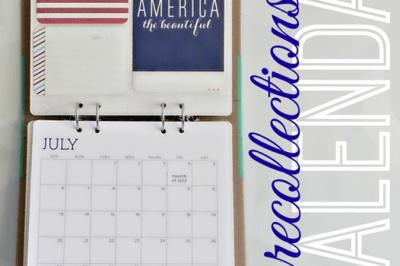 Michael's Recollections Calendar