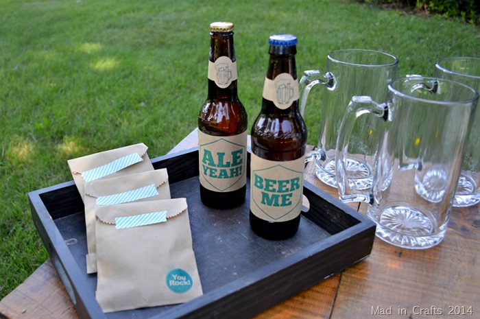 HOW TO THROW A BEER TASTING PARTY