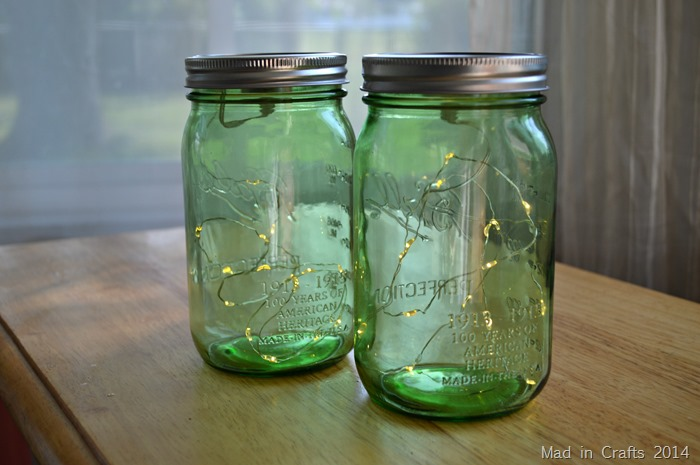 Firefly Mason Jars Illuminated Jars ForRent.com