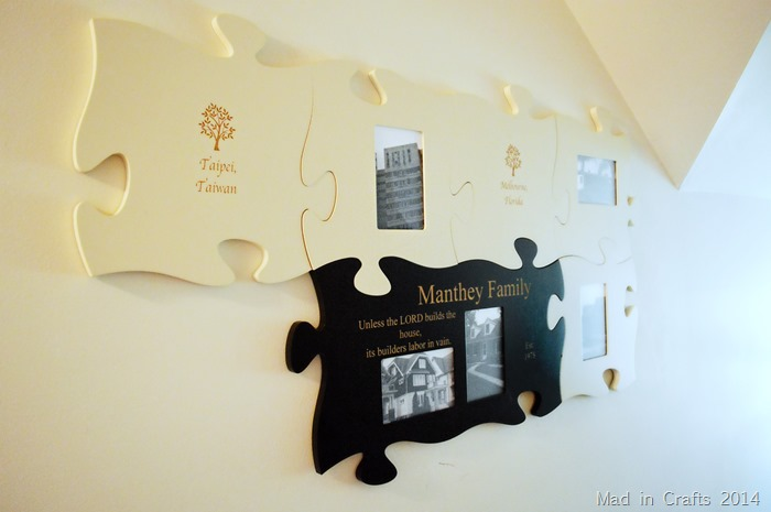hang the puzzle gallery wall