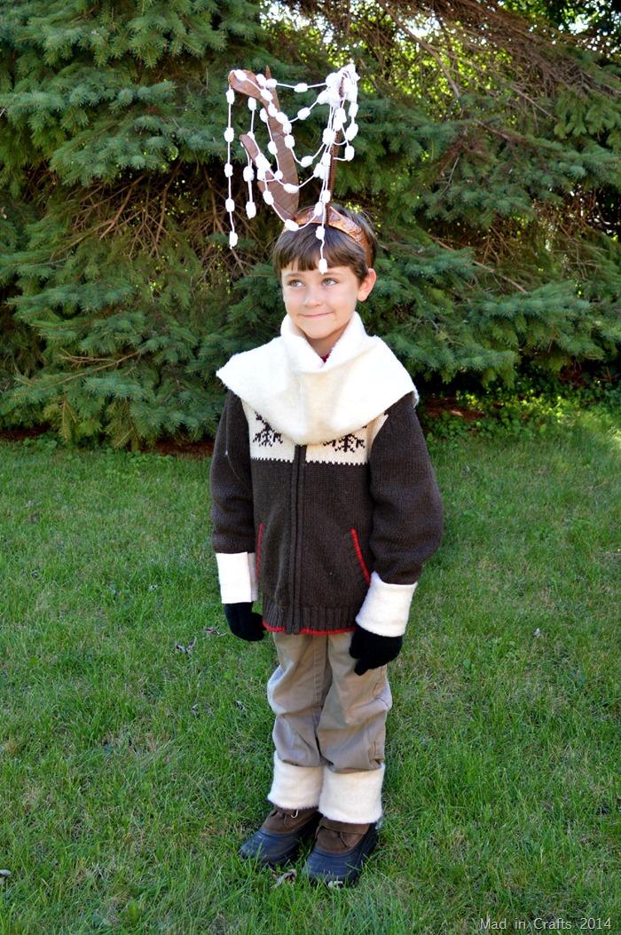 Frozen Sven Costume