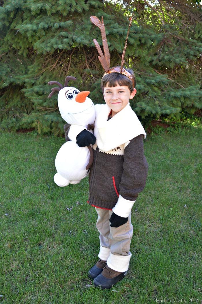 Sven halloween costume