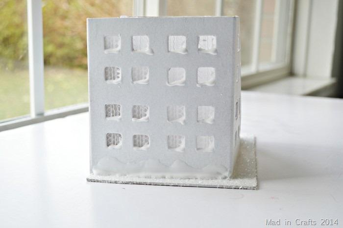 glue in house windows