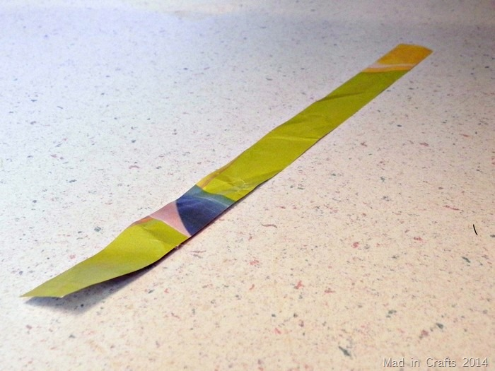 strip of paper