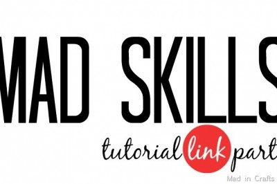 mad skills link party logo