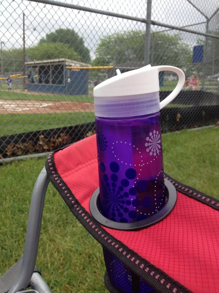 Brita Bottle at the Ball Park