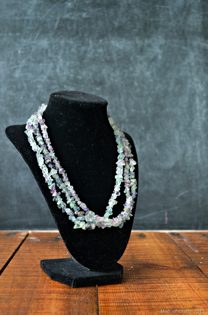Chip Bead Necklace
