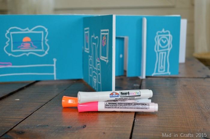 elmers wet erase chalk markers