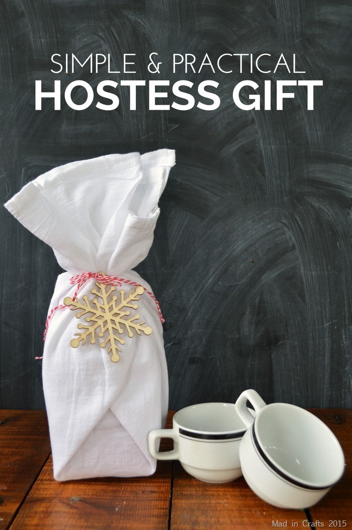 THOUGHTFUL COFFEE HOSTESS GIFT