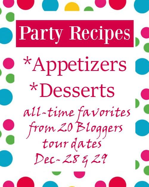 Party Recipes - Appetizers and Desserts