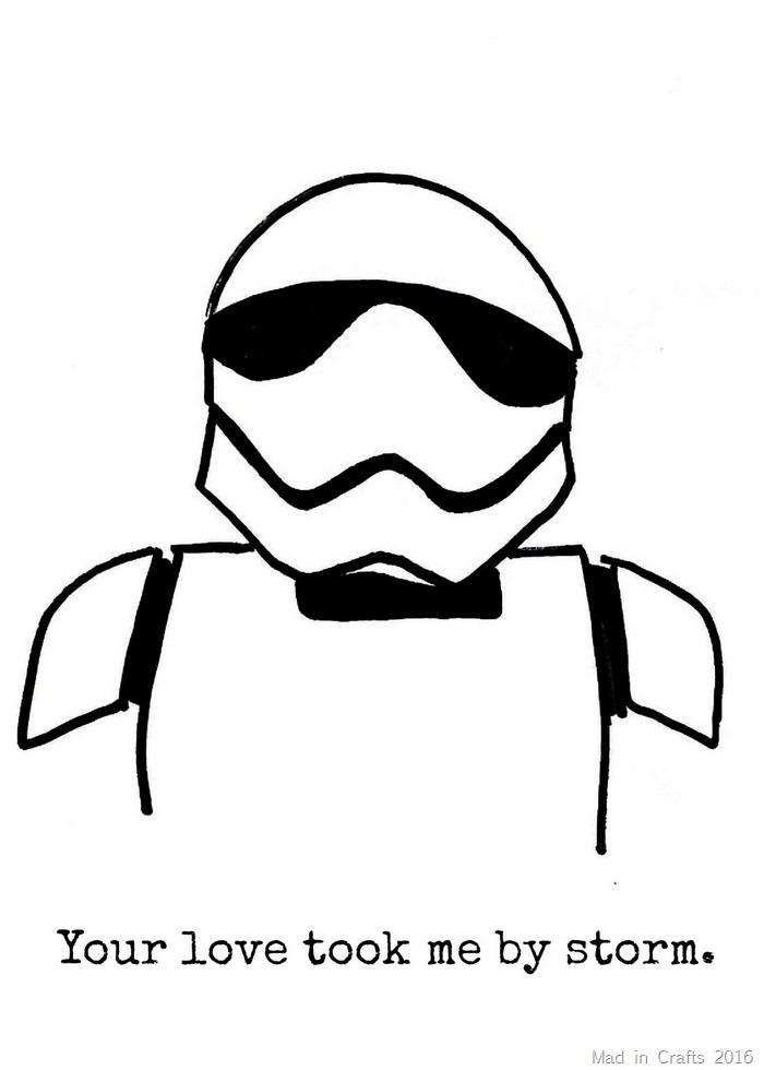 Stormtrooper Valentine