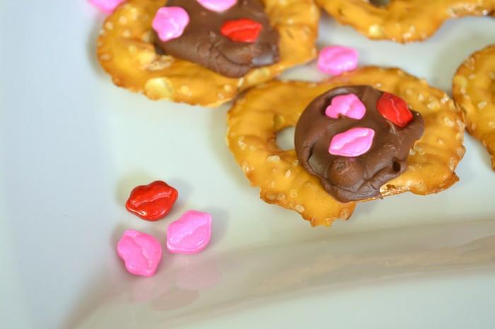 heart valentine candies
