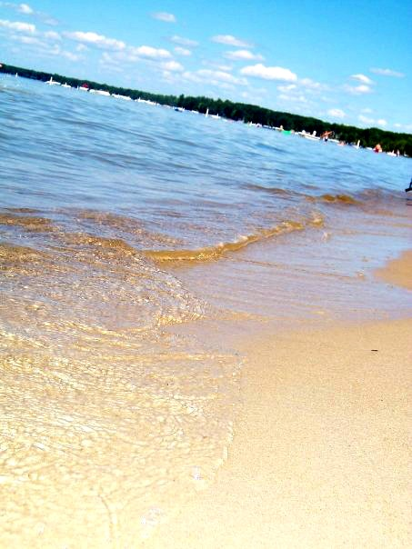 gorgeous higgins lake