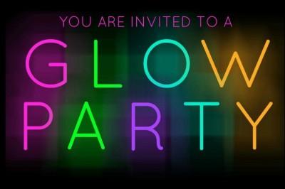 DIY GLOW PARTY