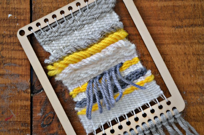 HOW TO USE THE NEW BUCILLA WEAVE IT 'N' LEAVE IT KITS