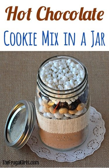 15 Cookies Mixes In A Jar Ideas Round Ups Mad In Crafts