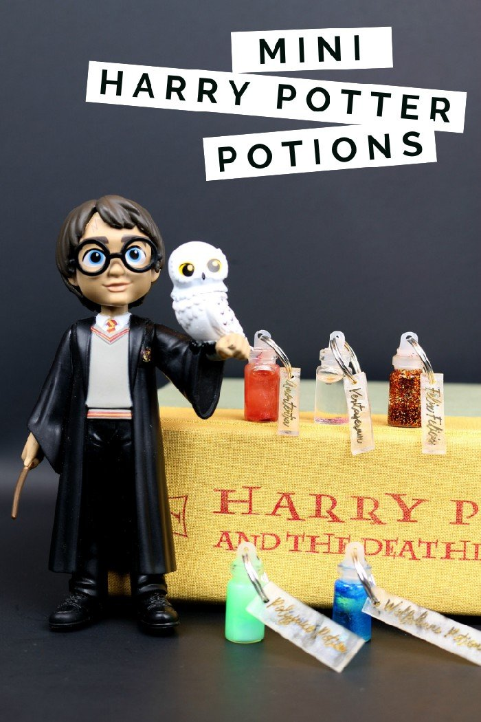 MINI HARRY POTTER POTION CHARMS