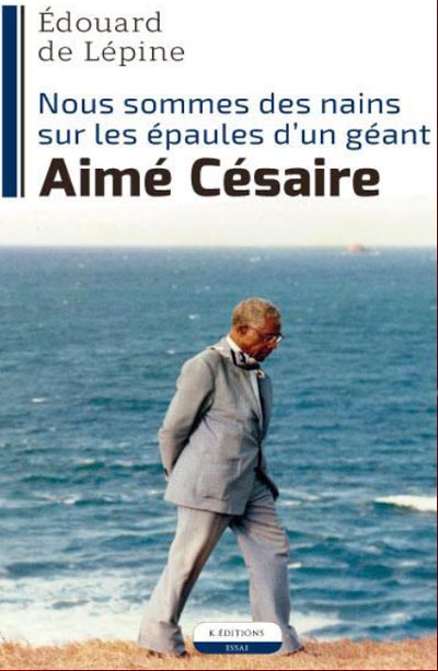 Sur Les épaules D'un Géant : épaules, géant, Sommes, Nains, Géant,, Aimé, Césaire, Madinin'Art