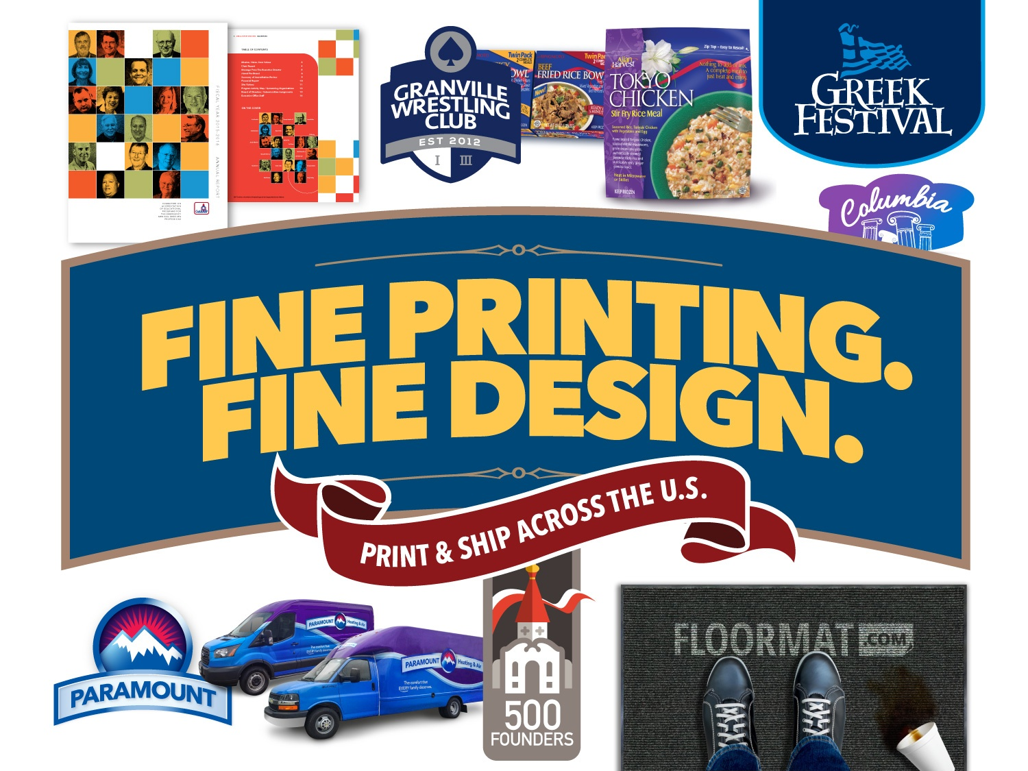 printing and design company in columbus, and central ohio