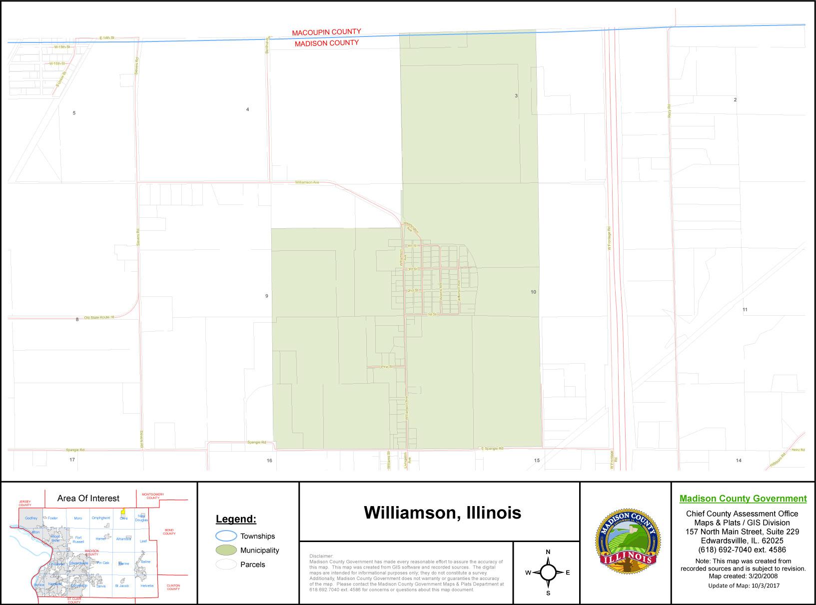 hight resolution of williamson