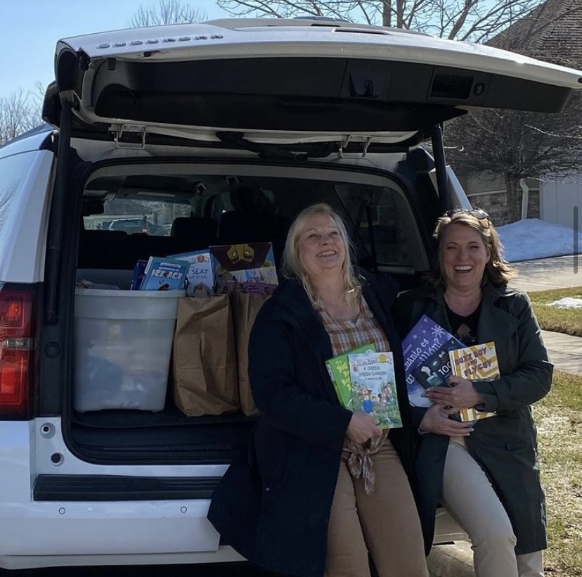2020 Book Drive collection