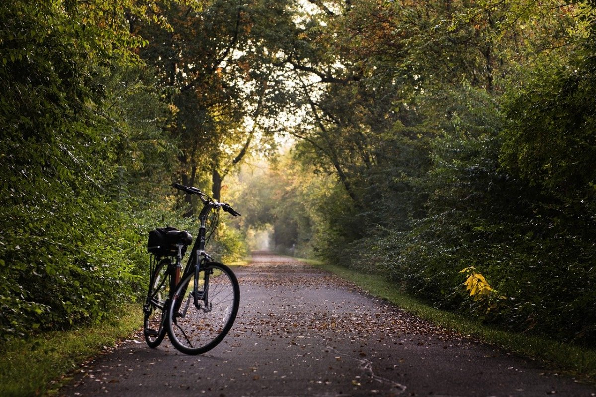 Bike Trails in Fitchburg
