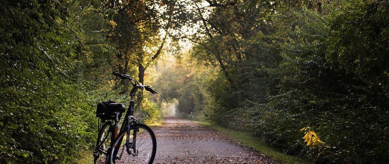 Bike Trails in Fitchburg