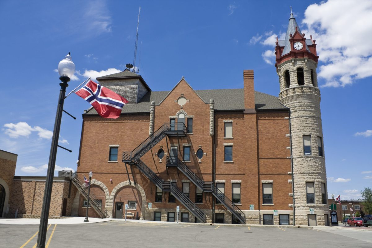 City Hall in Stoughton