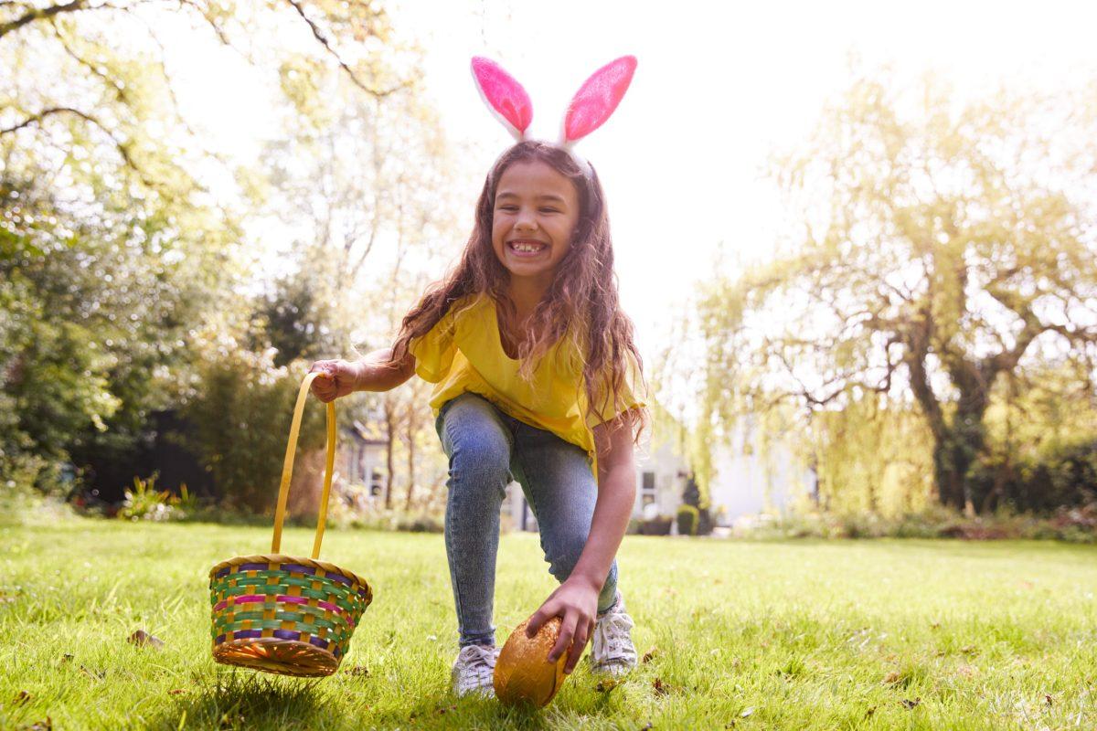 Easter Egg Hunt 2021 - photo licensed by Adobe Stock