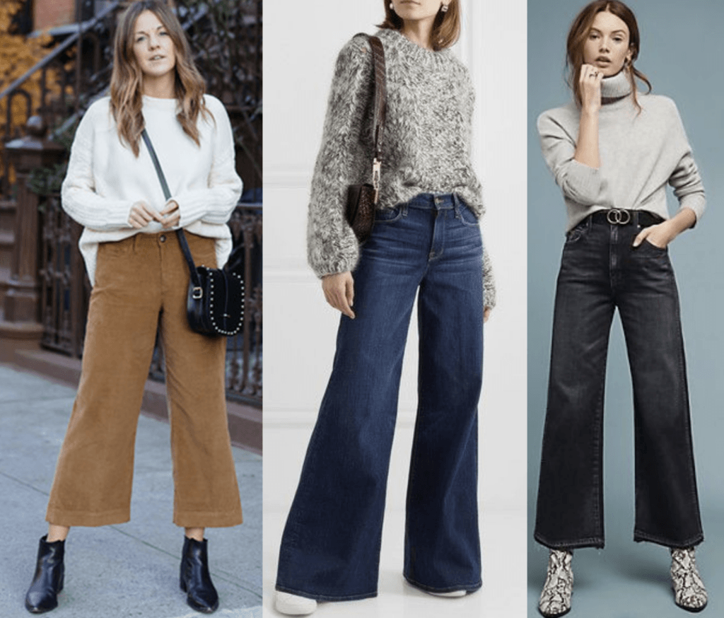 Wide Leg Jeans | Madison to Melrose