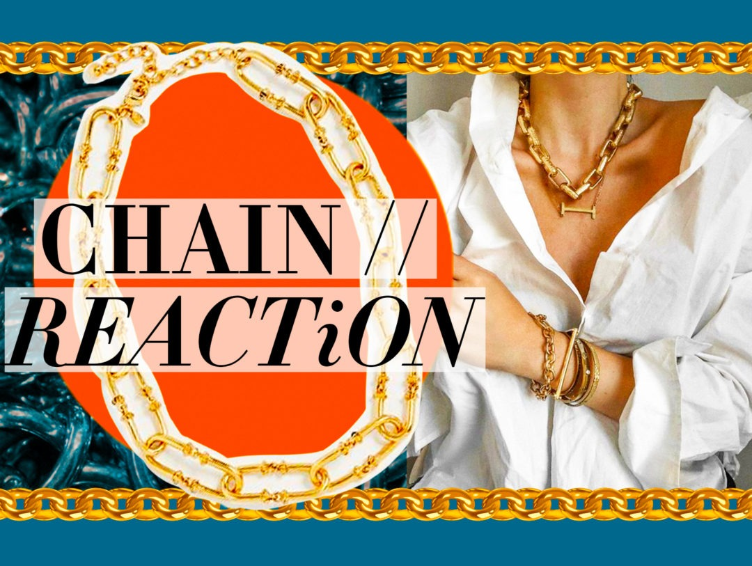 chain necklace jewelry how to wear layering