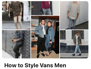 vans custom shoes for men