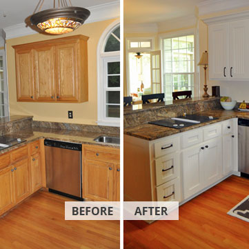 Cabinet Refacing  Kitchen Remodeling  Kitchen Solvers of
