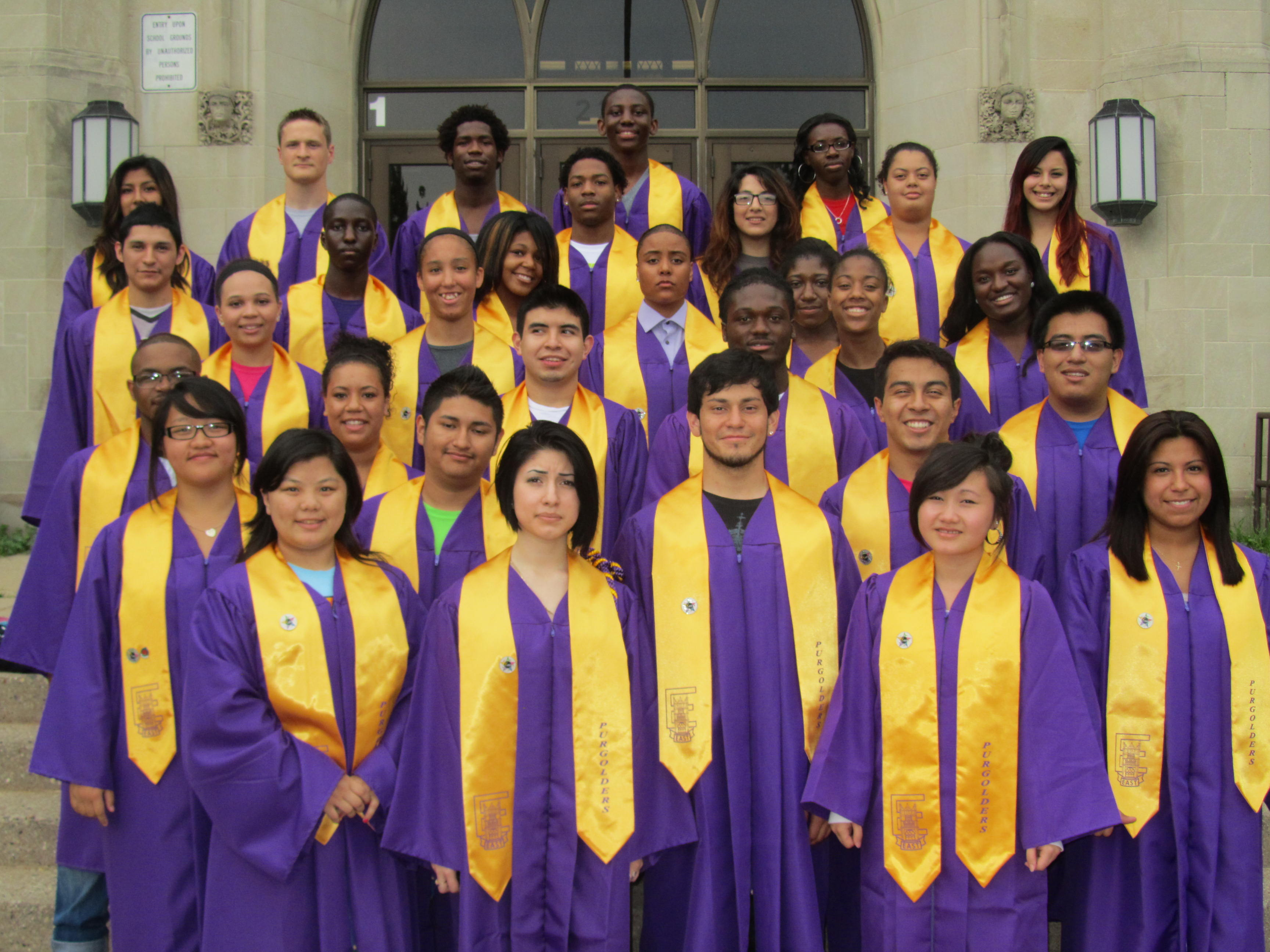 Madison East High S Avid College Prep Program Recognized